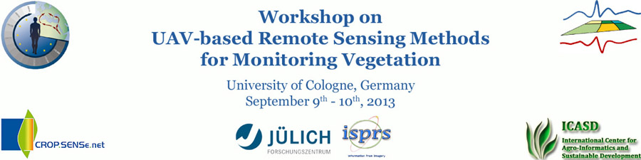 UAV-based Remote Sensing Methods for Monitoring Vegetation