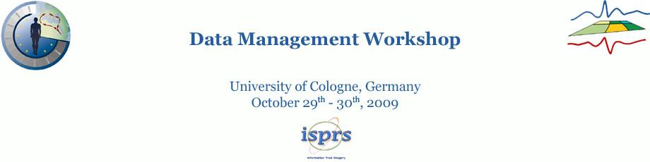 Data Management Workshop